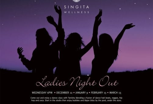 Singita Ladies night out