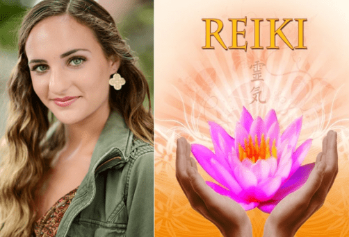 Reiki Taster – 27th February, $40 Bbds for half hour session